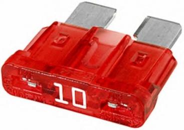 1987529030 предохранитель! mini 10A красный