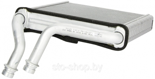 DRR32005 Радиатор печки В7 DENSO